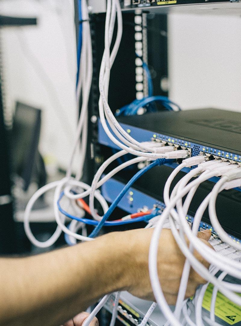 Datennetzwerk IT Experte Illerkirchberg